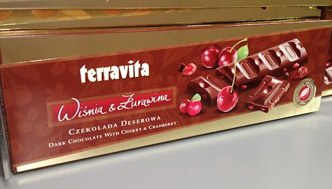 Czekolada deserowa, Terravita