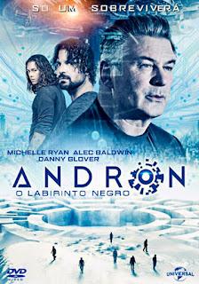 Andron: O Labirinto Negro - BDRip Dual Áudio