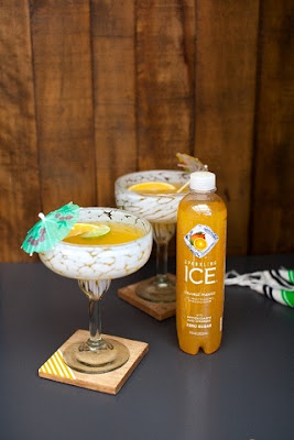 Orange Mango Sunrise Cocktail Recipe