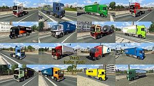 Truck Traffic Pack 1.7