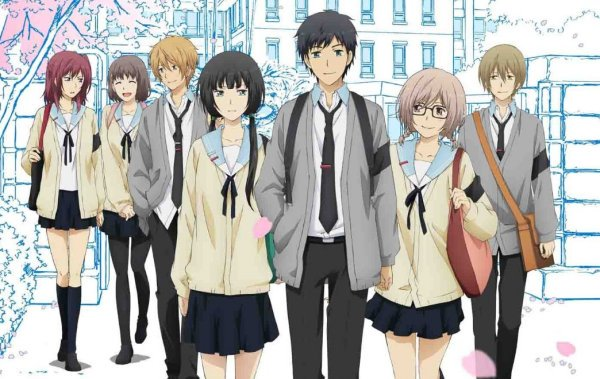 ReLife Subtitle Indonesia