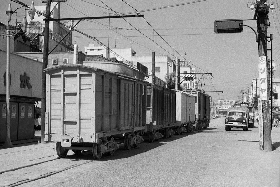 地方私鉄 1960年代の回想: 真夏...