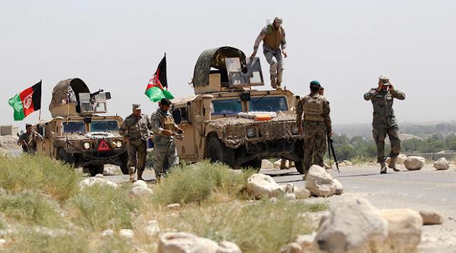 Dois soldados dos EUA foram mortos no sábado, quando um soldado do exército afegão abriu fogo contra eles no leste do Afeganistão, disse um funcionário afegão