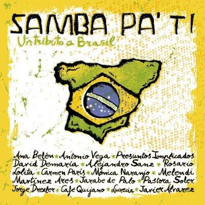 Imagen Samba pa ti Un tributo a Brasil