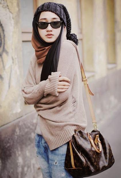 Model Baju Muslim Yang Tengah Trend