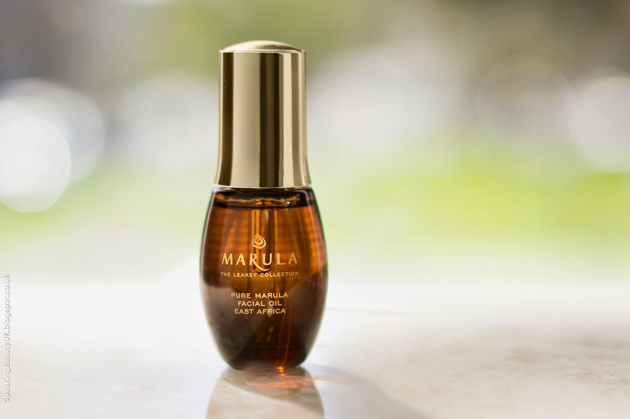 Pure Marula Facial Oil