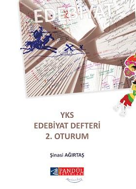 Pandül AYT Edebiyat Defteri PDF