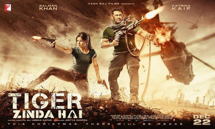 Tiger Zinda Hai Official First Look