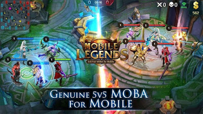 Mobile Legends : Bang bang Apk Gratis