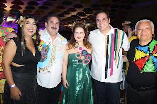 Carnaval de Pernambuco evidencia união entre os poderes