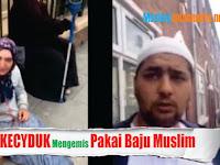 Sudah Ditonton 3.6 Juta Kali, Heboh Video Non Muslim Tercyiduk Ngemis Menggunakan Busana Muslim