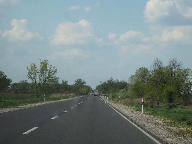 Węgierskie drogi na wiosnę 2015