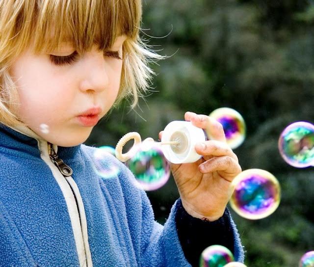 trẻ em có thời gian tìm tòi và khám phá