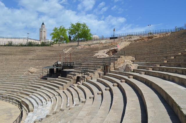 Anfiteatro de Odeon (Amphitheatre de Odeon Theater)