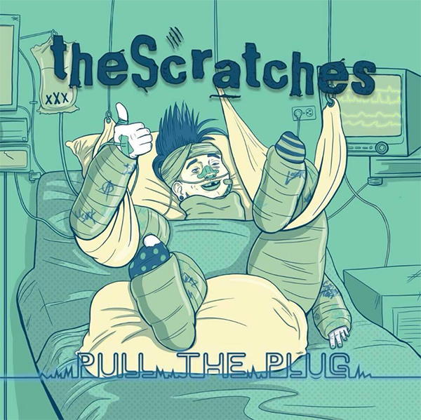"""The Scratches release video for new song """"I Can't Hear You"""""""