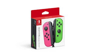 Nintendo set to offer neon 'Splatoon' Joy-Con controllers in the US