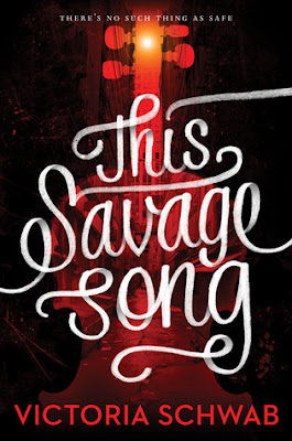 Amber the Blonde Writer: Waiting on Wednesday: This Savage Song by Victoria Schwab