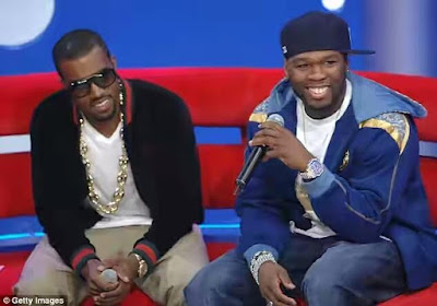 50 Cent says he's not at all surprised at Kanye West's mental breakdown 0 Co