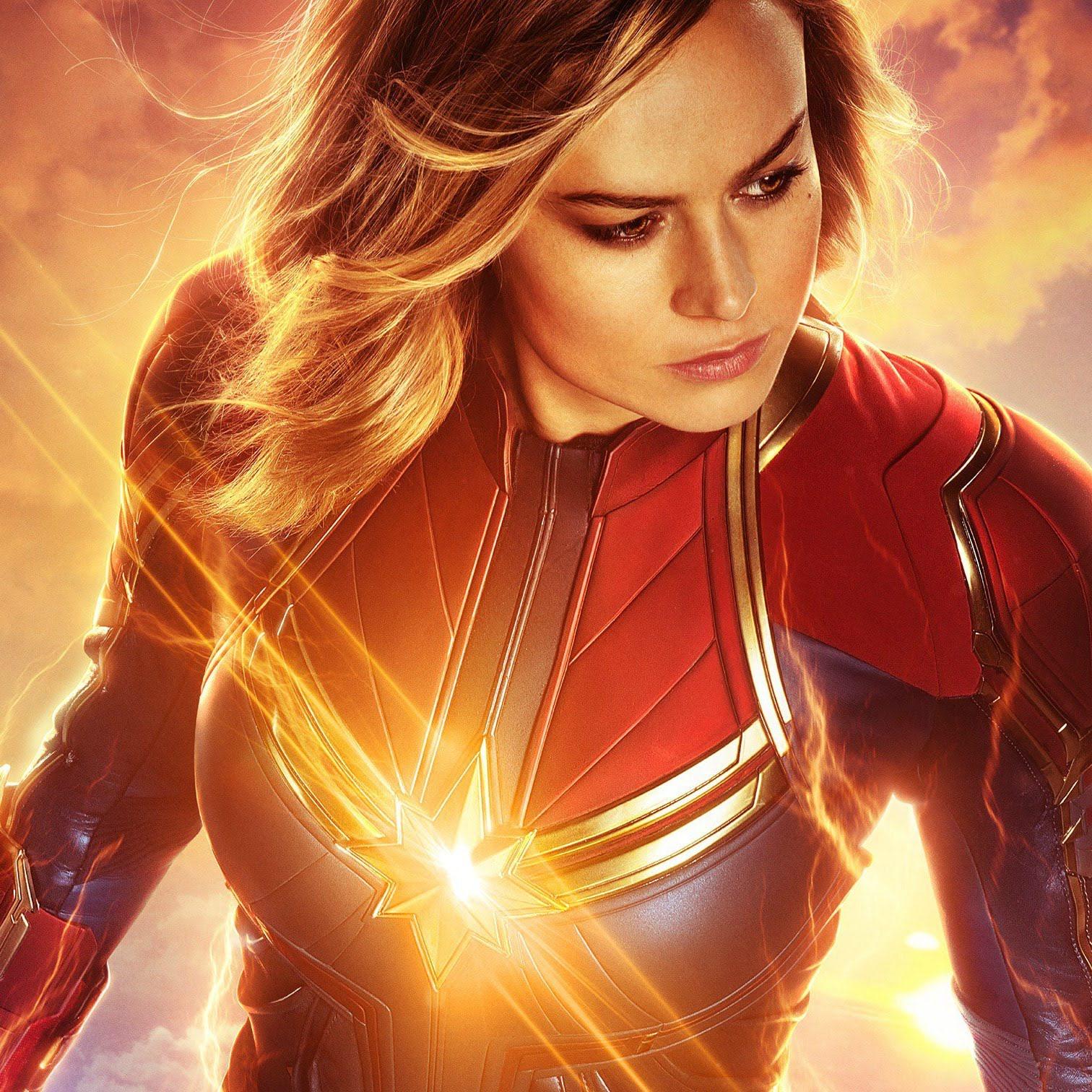 Captain Marvel : ブリー・ラーソン主演のマーベルの戦うヒロイン映画「キャプテン・マーベル」が、シネマティック・ユニバースの始まりの物語をアピールした新しい予告編をリリース ! !