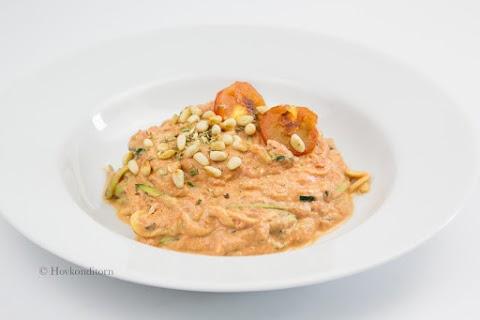 Creamy Ricotta Tomato Sauce