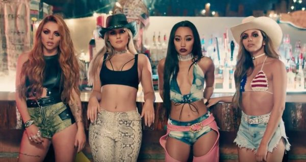 Video: Little Mix - No More Sad Songs (Con Machine Gun Kelly)
