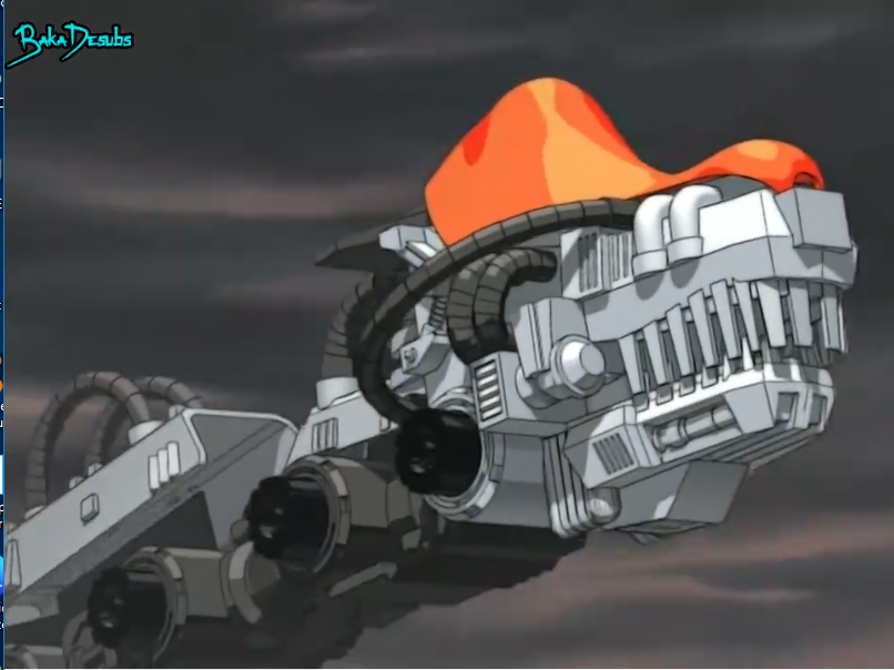 zoids chaotic century episode 62 polly
