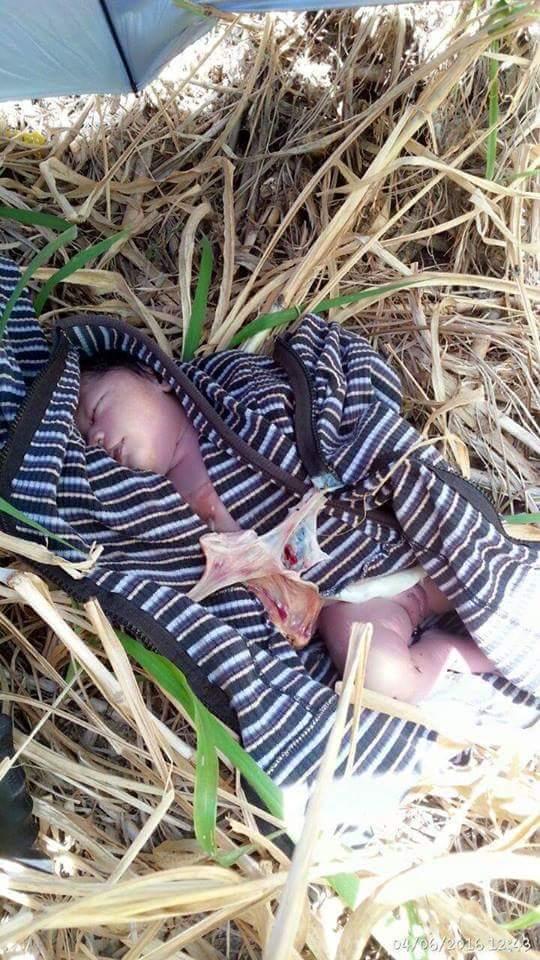 Mayat Bayi Ditemui Dekat Pagar Klinik