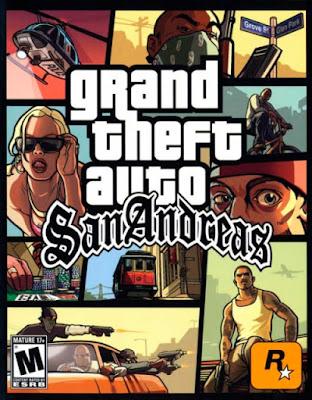 GTA: Grand Theft Auto: San Andreas + CRACK PC Torrent