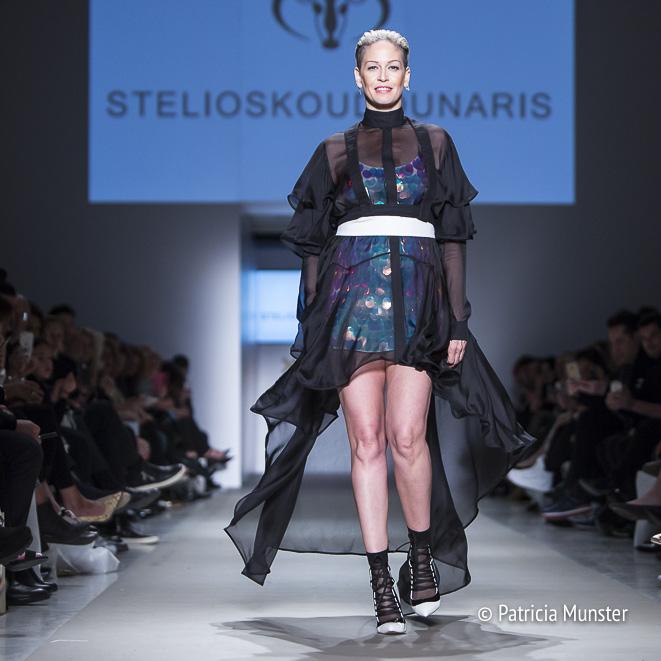 Rea Toutountzi for Stelios Koudounaris Starwalk AXDW
