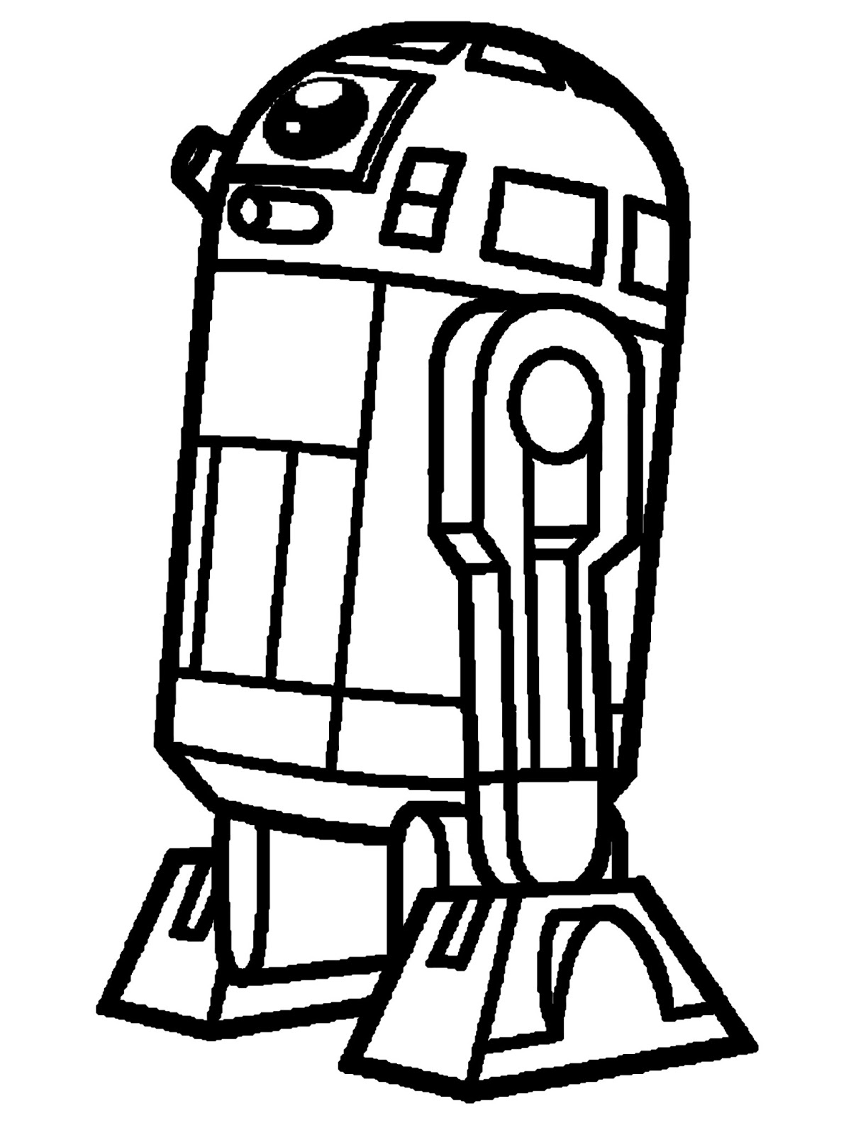 Doodlecraft: R2D2 Shirt!