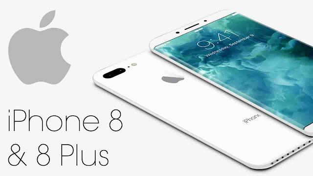 APPLE REVEALS IPHONE 8 AND 8 PLUS