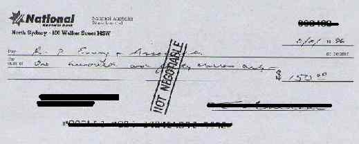 how do you cash a cheque without a bank account uk