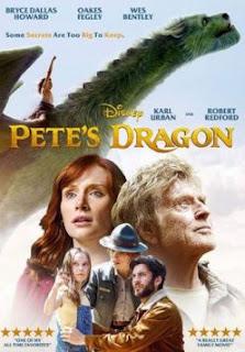 فيلم Pete's Dragon 2016 مترجم