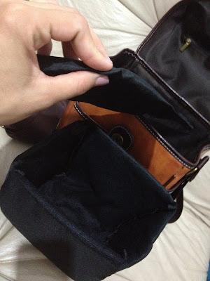 Câmera bag bolsa para levar câmera máquina fotográfica em viagens de forma mais segura