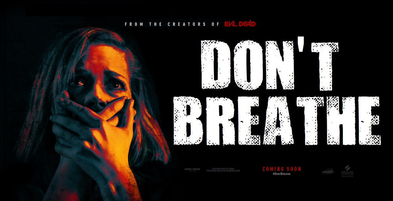 """HELL BURNS: MOVIES: """"DON'T BREATHE"""""""