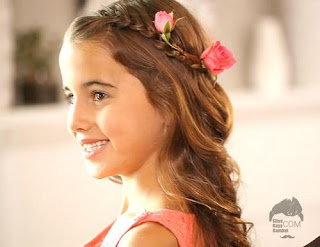 gambar model gaya rambut anak perempuan