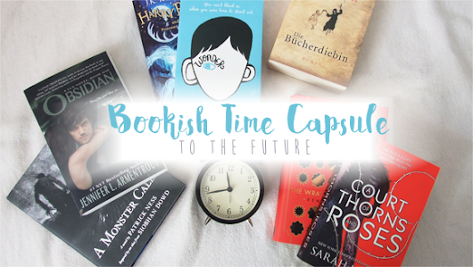"Bookish time capsule to the future - what to ""save""?"