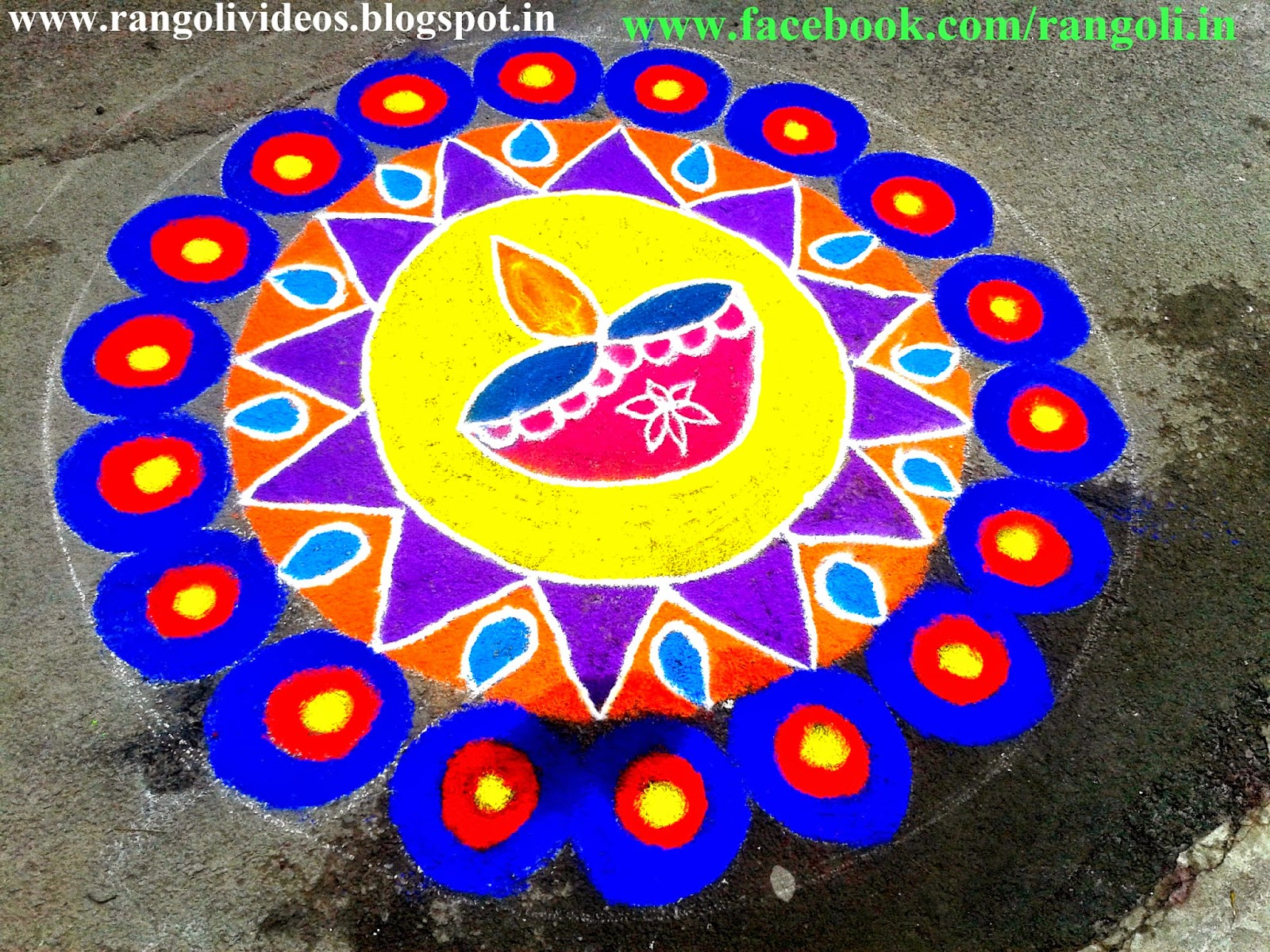 Diwali Rangoli Ideas: Diwali Rangoli , Kolam , Designs Images: November 2013