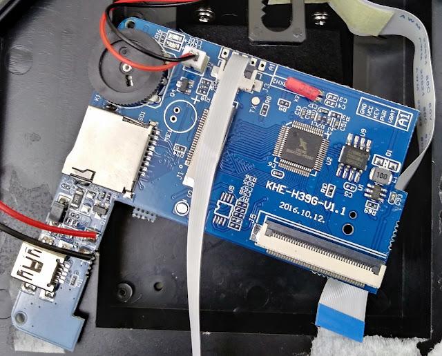 PCB Mustool G600