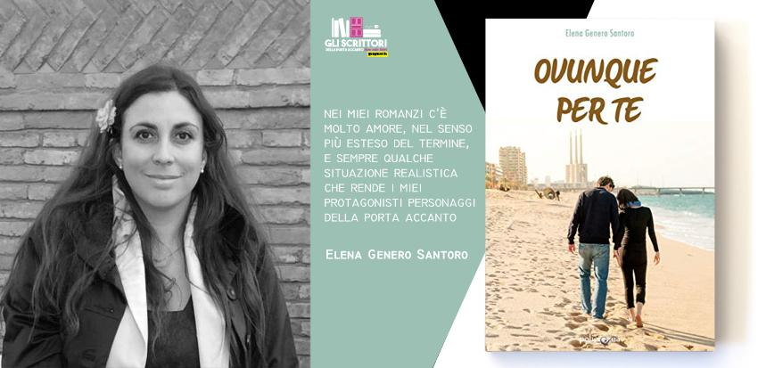 Elena Genero Santoro presenta: Ovunque per te