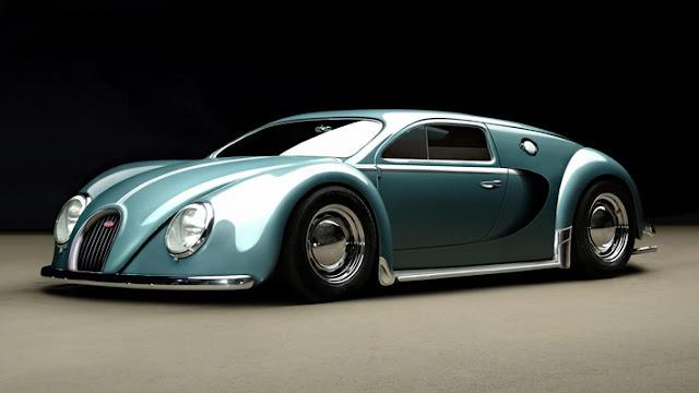1945 Bugatti Vyron
