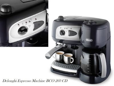 Delonghi Espresso Machine BCO 260 CD