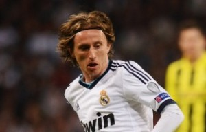 LUKA MODRIC WANTS GARETH BALE TO JOIN REAL MADRID