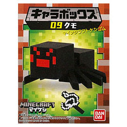 Minecraft Bandai Spider Other Figure