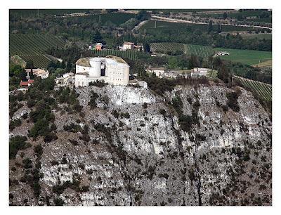Forte Monte (Mollinary): Blick auf die Festung Wohlgemut