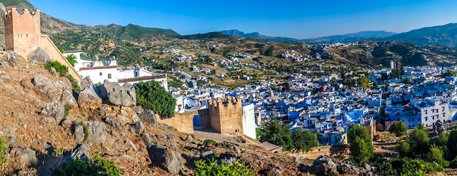 7 DAYS TOUR FROM TANGIER TO FES
