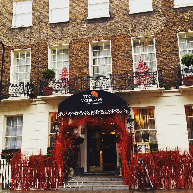 #ThrowbackThursday ~ A Beautiful London Hotel