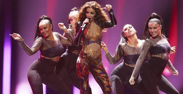 Δεύτερη θέση στη Eurovision για την Ελένη Φουρέιρα! (βίντεο)