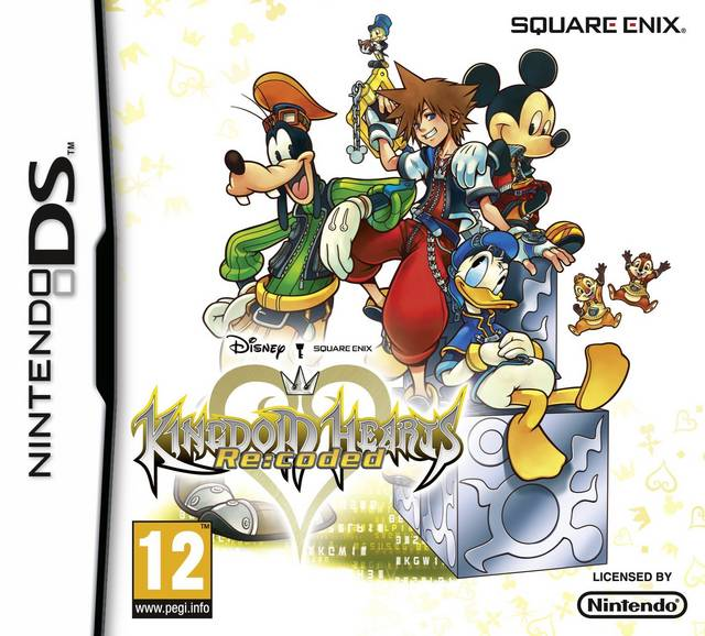 ROMs - Kingdom Hearts - Re-Coded - NDS - Download