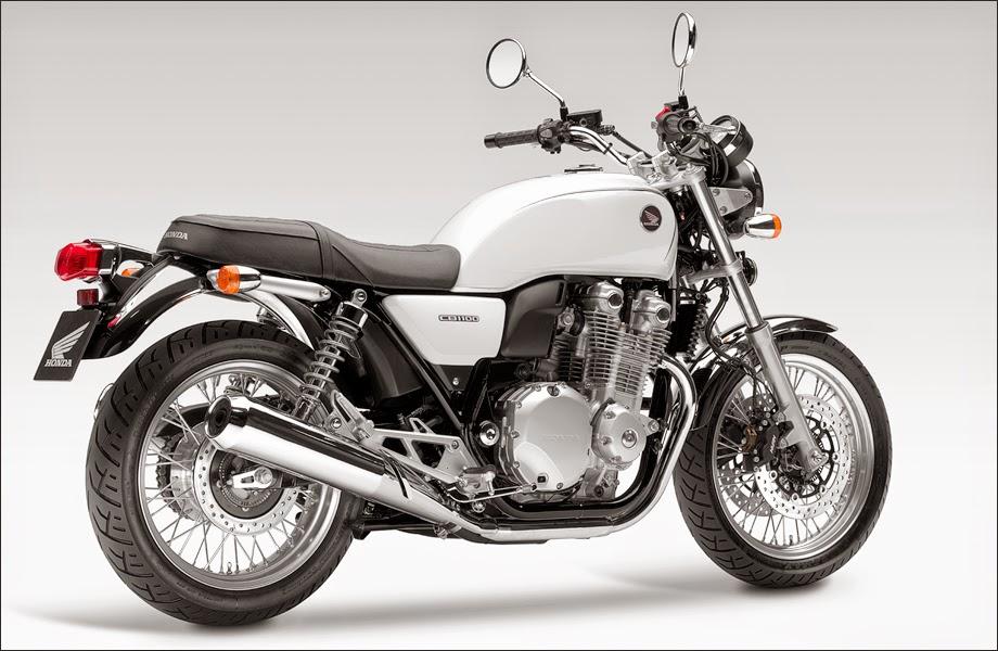 SHOW Honda CB1100 EX 2015 News Motobikes